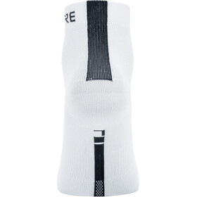 GORE WEAR M Light Mid Socks white/black